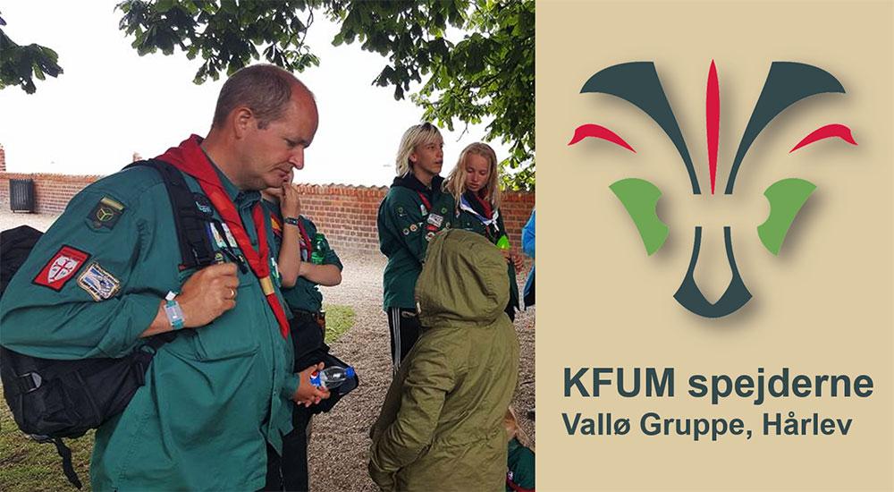 KFUM spejderne, Vallø Gruppe i Hårlev